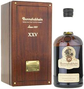 Bunnahabhain Scotch Bourbon Cask 25 Year 116@